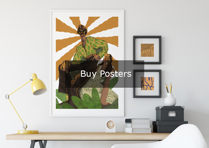 Buy my prints on Etsy!